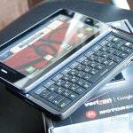 Motorola DROID 3 Unboxing & Hands-on