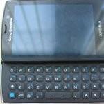 Sony Ericsson Xperia Mini Pro hits the FCC