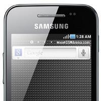 Samsung Galaxy Ace Gingerbread update arrives