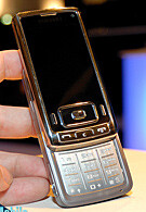 Live images of the Samsung G800 5MP phone