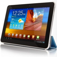 This protective cover for the Samsung Galaxy Tab 10.1 looks suspiciously familiar