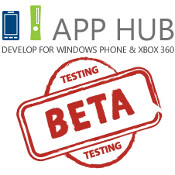 Windows Phone App Hub updated to allow beta releases