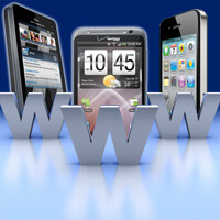 DROID 3 vs ThunderBolt vs iPhone 4: web browsing comparison
