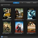 HP Movie Store is now open for business on the TouchPad