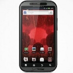 """Early version of Motorola DROID Bionic's """"Droid Does"""" page shows $299.99 contract price"""
