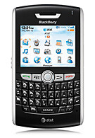 AT&T launches BlackBerry 8820 with WiFi