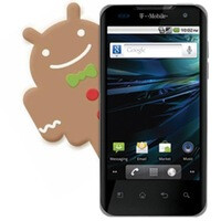 Gingerbread update for the T-Mobile G2x goes live