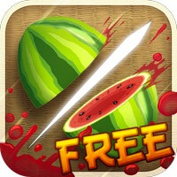 Fruit Ninja for Android gets a free, ad-supported version; let the fruit slashing begin!