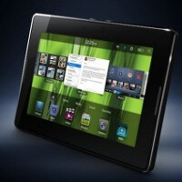 BlackBerry PlayBook Android App player leaks, brings thousands of apps from the Market
