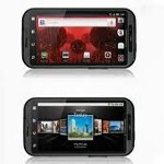 Does the Motorola DROID Bionic have its own Twitter account?