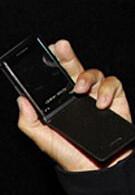 Giorgio Armani phone by Samsung