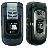 First Direct Connect push-to-talk CDMA phones announced by Sprint, and they are rugged