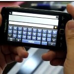 New video shows off typing using the BlackBerry Torch 9860 virtual keyboard