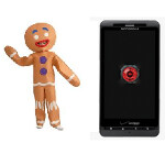 Motorola DROID X2 now getting its Gingerbread update