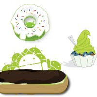 8 years of Android history at a glance in this infographic
