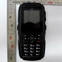 Rugged Sonim XP3400 handset passes the FCC with CDMA radio inside
