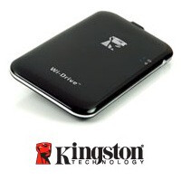 Kingston Wi-Drive treats your iOS device to a storage boost