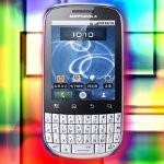 Motorola XT316 flaunts a new color scheme & arrives in Hong Kong for $217