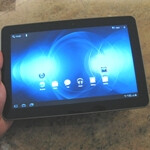 Verizon Samsung Galaxy Tab 10.1 Unboxing