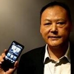 HTC CEO Peter Chou says ITC ruling against the company is a mere