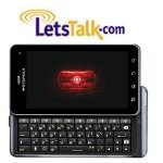 Motorola DROID 3 is selling for free this weekend only through LetsTalk