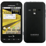 Sprint reps getting Cliff Notes version of Samsung Conquer 4G specs