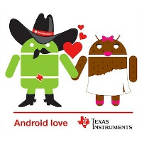 Google may annoint Texas Instruments as official silicon partner for Android Ice Cream Sandwich