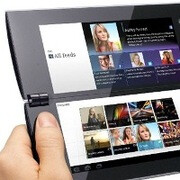 The gadget love story continues in the next Sony Tablet teaser video