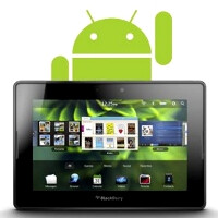 BlackBerry PlayBook to run Android applications by December, in time for the PlayBook 2