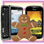 Gingerbread update for the T-Mobile myTouch 4G & G2 is arriving starting on August 6th