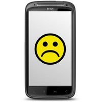 HTC Sensation plagued by touchscreen problems