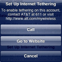 AT&T gets serious about illegal tethering, will move rogue users to an official plan automatically