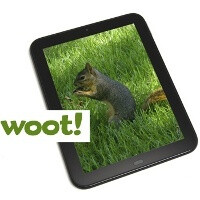 Woot discounts the HP TouchPad to $379.99