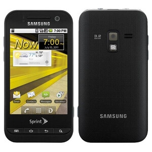 Samsung Conquer 4G comes August 21 for $99.99 as the cheapest WiMAX phone on Sprint