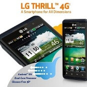 LG Thrill 4G shows up in Best Buy's buyer's guide