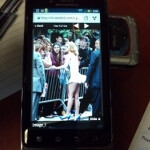 More photographs of the Motorola DROID Bionic are made public