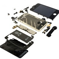 Each iPhone 5 would cost about $270.10 to produce, according to estimates