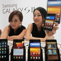 Samsung Galaxy S II gets an LTE version codenamed Celox, spotted in Korea