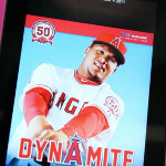 T-Mobile says that at the ballpark, you can't tell the players without an Android tablet