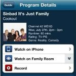 Cablevision Optimum v2.0 app now allows the iPhone to stream cable TV programming
