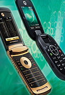 Motorola U9 and Luxury Edition RAZR2 V8 announced