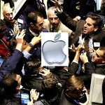 For a brief period, Apple becomes the most valuable U.S. company