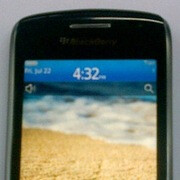 BlackBerry Curve Touch 9380 leaks in a set of spy shots