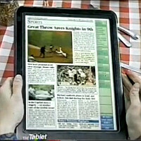 Samsung's legal defense against Apple includes wisecracks, the LG Prada, and a 1994 tablet newspaper concept