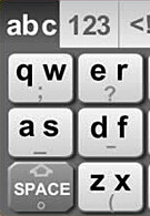 TouchPal is QWERTY keyboard for Windows Mobile