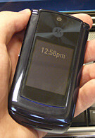 Hands-on with Motorola RAZR2 V8 for T-Mobile