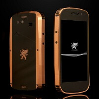Mobiado dresses the Nexus S in gold, names it the Grand Touch