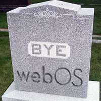 Is this the end of the road for webOS?