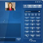 ePhone app for the BlackBerry PlayBook transforms the compact tablet into a sizable phone