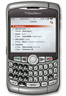 AT&T offers new BlackBerry Curve - the 8310